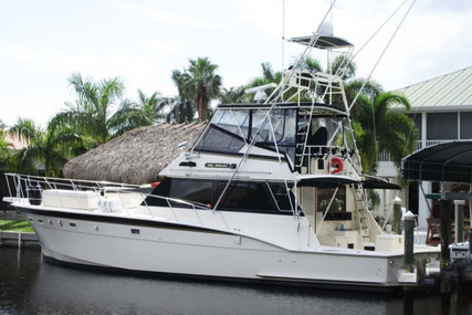 Hatteras 55 Convertible for sale in United States of America for $299,000 (£215,590)