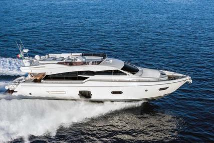 Ferretti 750 for sale in Italy for $2,750,000 (£1,997,545)