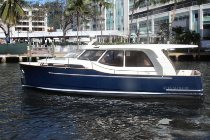 GREENLINE 33 Hybrid for sale in United States of America for $453,090 (£325,847)