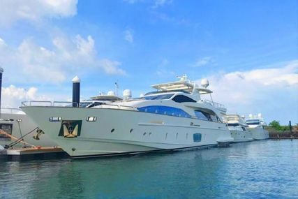 Azimut Yachts for sale in Panama for $3,222,222 (£2,317,312)