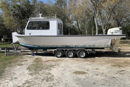 Custom 30' Work/Utility Pusher for sale in United States of America for $64,900 (£46,795)