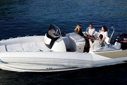 Zodiac NZO 760 for sale in France for €87,500 (£74,797)