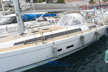 Grand Soleil 50 for sale in France for €365,000 (£311,931)