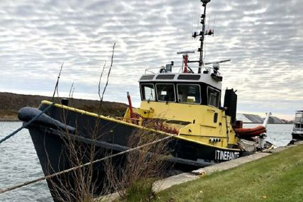 Tugboat for sale in Canada for $115,000 (£83,192)