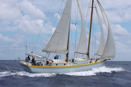Custom Schooner 3-masted for sale in Grenada for $385,000 (£277,600)