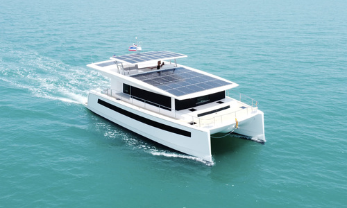 Image of SILENT YACHTS 60 for sale in United Kingdom for €2,204,730 (£1,881,474) London, United Kingdom