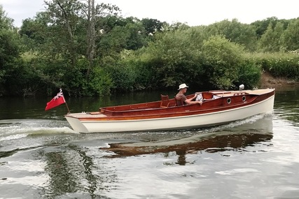 26ft PETTERSSON ELECTRIC LAUNCH for sale in United Kingdom for £45,000