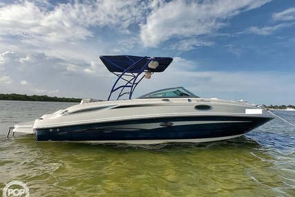 Sea Ray 260 Sundeck for sale in United States of America for $46,400 (£33,405)