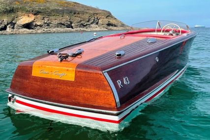 18ft CHRIS CRAFT RIVIERA SPORTS BOAT for sale in United Kingdom for £29,500