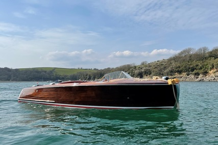 18ft CHRIS CRAFT RIVIERA SPORTS BOAT for sale in United Kingdom for £25,995