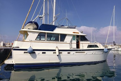 Hatteras 53 for sale in Spain for €125,000 (£107,053)