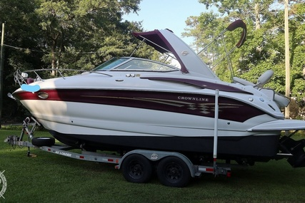 Crownline 270CR for sale in United States of America for $38,900 (£28,005)
