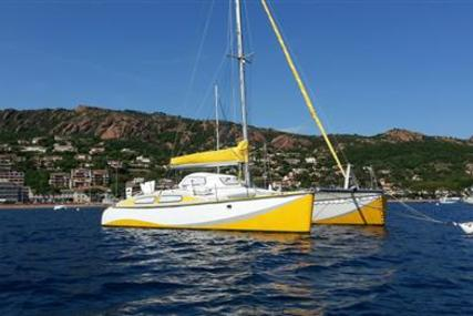 Outremer 40 for sale in France for €85,000 (£72,369)