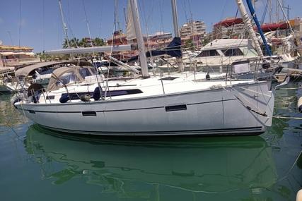 Bavaria 37 cruiser for sale in Spain for €139,000 (£118,673)