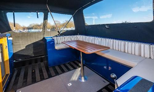 Image of Colecraft 66' x 10' Widebeam Two Cabins for sale in United Kingdom for £172,500 Pyrford, United Kingdom