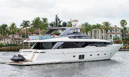 Image of Sanlorenzo SL96 Asymmetric for sale in United States of America for $8,950,000 (£6,540,007) Fort Lauderdale, FL, United States of America