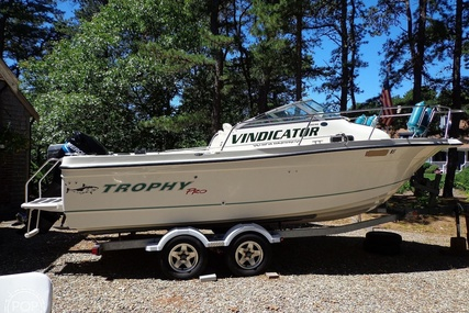 Trophy 2002 WA for sale in United States of America for $29,000 (£20,782)