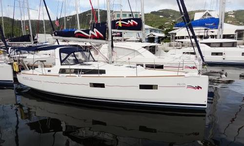 Image of Beneteau Oceanis 38 for sale in British Virgin Islands for $126,000 (£91,320) Tortola, British Virgin Islands