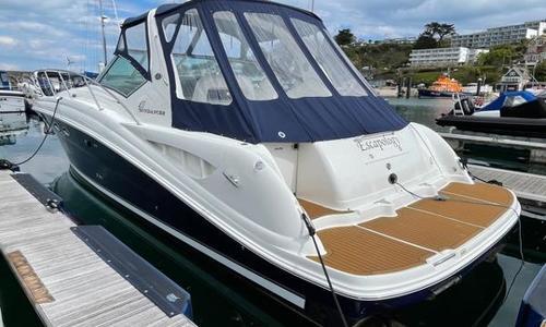 Image of Sea Ray Sundancer 455 for sale in United Kingdom for £164,995 Torquay, United Kingdom