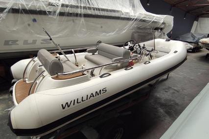Williams 505 Dieseljet for sale in Spain for €48,500 (£41,536)