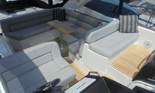 Image of Sunseeker San Remo for sale in United Kingdom for £684,950 Hamble River Boat Yard, United Kingdom