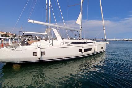 Beneteau Oceanis 461 for sale in Spain for €381,150 (£321,450)