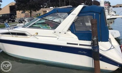 Image of Sea Ray 270 Sundancer for sale in United States of America for $22,900 (£16,634) Harrison Township, Michigan, United States of America
