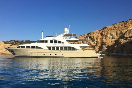 Benetti 120 Classic M/Y Virtue for sale in Netherlands for €4,950,000 (£4,211,153)