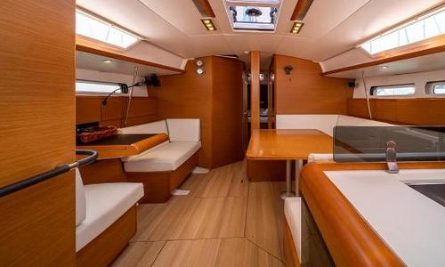 Image of Jeanneau Sun Odyssey 439 for sale in Greece for €125,000 (£106,426) Athens, Greece