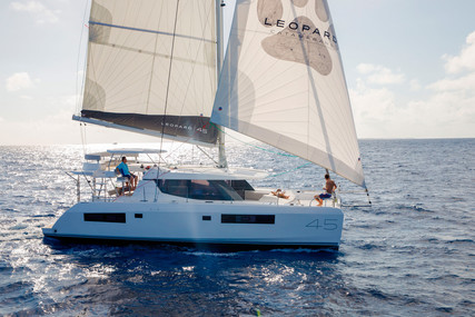 Robertson and Caine Leopard 45 for sale in Spain for €845,719 (£721,763)