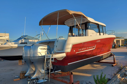 Jeanneau Merry Fisher 855 Marlin for sale in France for €82,000 (£70,095)