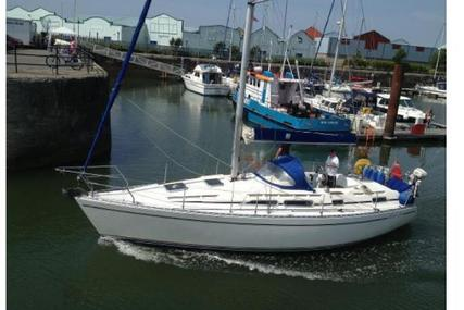 Moody 35 for sale in Ireland for €51,000 (£43,640)