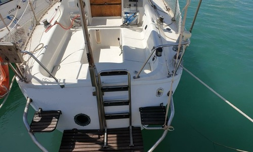Image of Jeanneau Fantasia 27 for sale in Spain for €13,500 (£11,530) Torrevieja, Spain