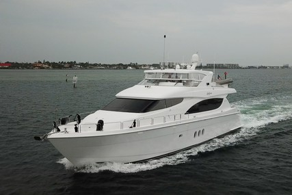 Hatteras 80 Motor Yacht for sale in United States of America for $2,600,000 (£1,863,920)