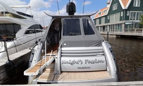 Image of Sunseeker Camargue 55 for sale in Netherlands for €385,000 (£328,526) Netherlands