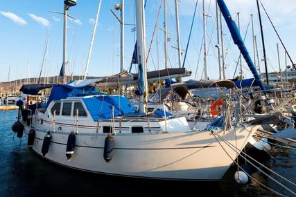 Cromarty 36 for sale in Greece for €68,000 (£58,137)