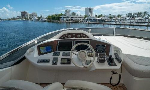 Image of Sunseeker 88 for sale in United States of America for $2,549,000 (£1,851,542) Fort Lauderdale, FL, United States of America