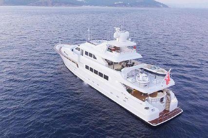 Broward Tri-Deck 40M for sale in Turkey for €3,950,000 (£3,363,993)
