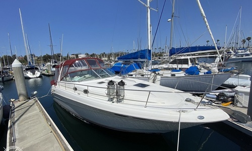 Image of Sea Ray 340 Sundancer for sale in United States of America for $66,700 (£48,341) San Pedro, California, United States of America
