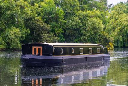 Wide Beam Narrowboat Colingwood 60 x 12 06 Sailaway for sale in United Kingdom for £94,950