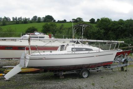 Fred Parker 21 for sale in Ireland for €10,950 (£9,316)