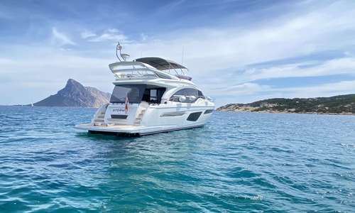 Image of Princess F62 for sale in Italy for £1,799,950 Sardinia, Italy