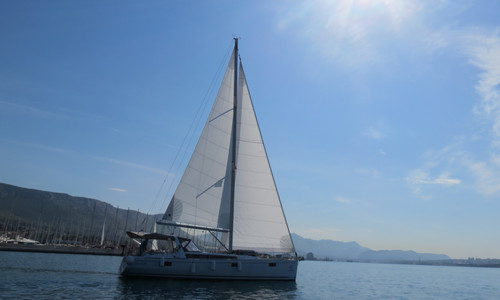Image of Beneteau Oceanis 48 for sale in Croatia for €179,000 (£154,357) Kaštel Gomilica, , Croatia