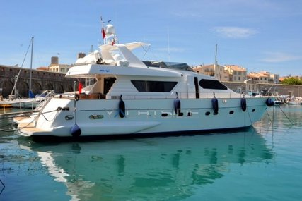 Alalunga 70 for sale in France for €380,000 (£324,831)