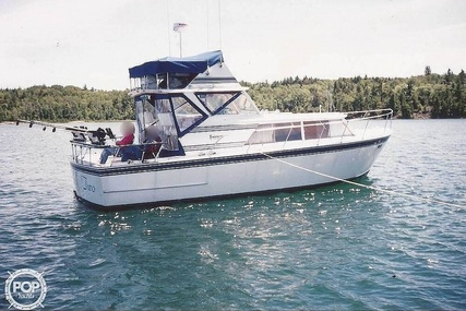 Marinette 32 Express Fisherman for sale in United States of America for $18,000 (£13,289)