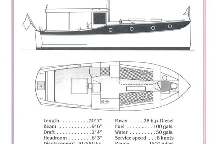 Other Express Yachting Scout 30 for sale in United States of America for $75,000 (£53,872)