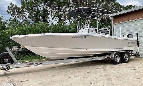 Image of Crevalle 26 HCO for sale in United States of America for $117,000 (£85,495) Malabar, Florida, United States of America