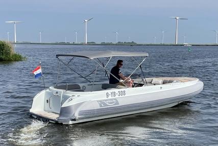 Castoldi Jet Tender 23 for sale in Netherlands for €44,500 (£37,877)