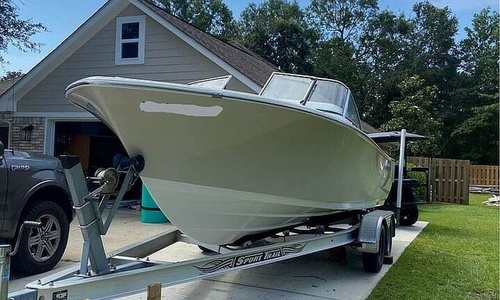 Image of Sportsman Discovery 210 for sale in United States of America for $41,000 (£29,696) Ocean Springs, Mississippi, United States of America