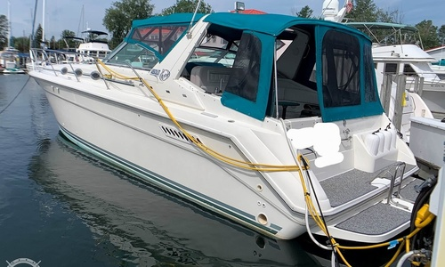 Image of Sea Ray 370 Sundancer for sale in United States of America for $69,500 (£50,701) Tawas, Michigan, United States of America